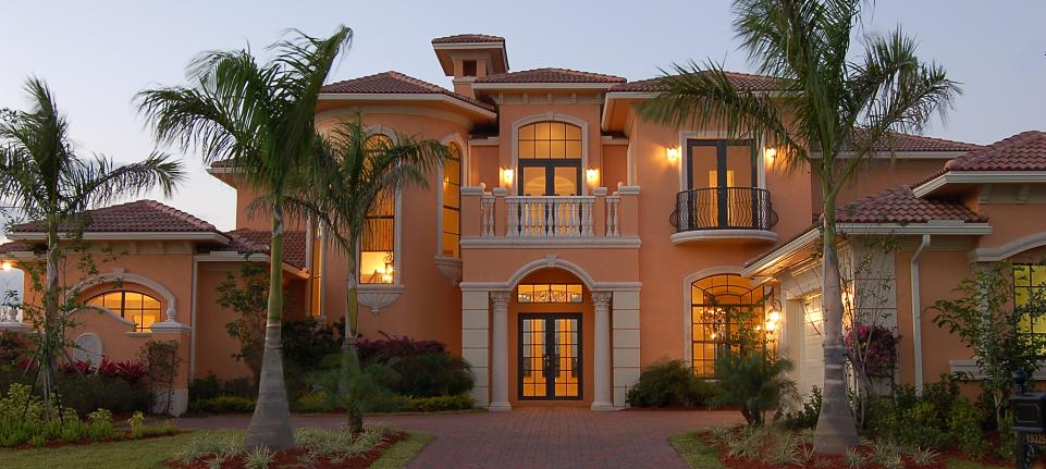 Maurice menasche aia architect in davie florida luxury for Florida residential architects
