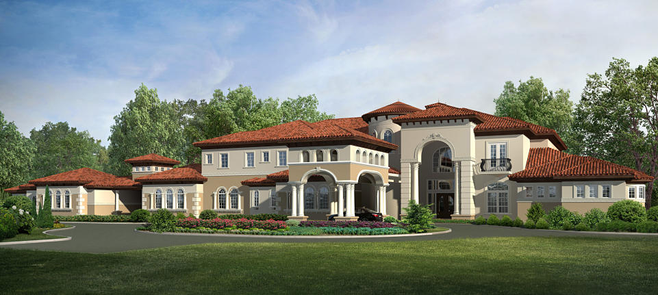 Maurice Menasche AIA Architect In Davie Florida Luxury